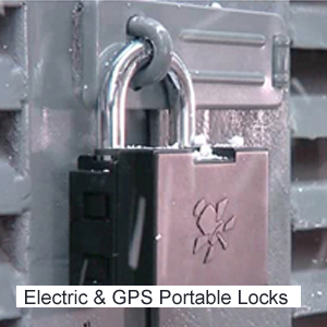 portable gps locks