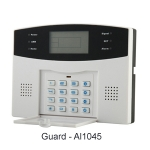 security alarm AL1045